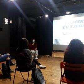 Europe direct Karlovac sudjelovao na Europskom tjednu mladih